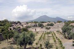 Pompéi Images stock