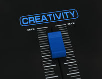 Pompi in su la creatività Immagini Stock