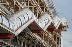 Pompidou. Royalty Free Stock Images