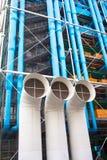 Pompidou centre in France Stock Photos