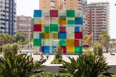Pompidou Centre, Malaga Stock Photos