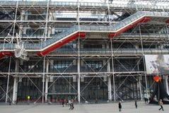 Pompidou Centre, Paris Royalty Free Stock Photography