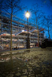The Pompidou Centre, Paris, at twilight Stock Photo