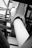Pompidou Detail Stock Image