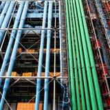 Pompidou, Paris Royalty Free Stock Photography