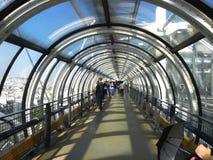 Pompidou-Rohr Stockfotografie