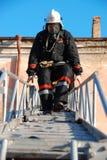 pompier Images stock