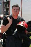 Pompier Photos libres de droits