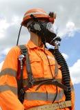 Pompier allemand, fictif image libre de droits