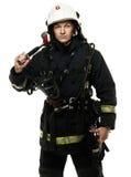 pompiere Fotografia Stock