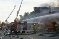 Pompieri Immagine Stock Libera da Diritti