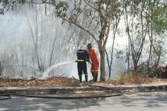 pompieri Fotografia Stock Libera da Diritti