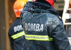Pompiers Image stock
