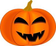Pompoen voor Halloween Stock Afbeelding