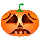 Pompoen voor Halloween Stock Afbeeldingen