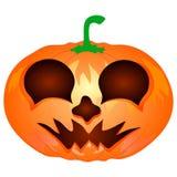 Pompoen voor Halloween Royalty-vrije Stock Afbeelding