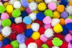 Pompom Royalty Free Stock Image
