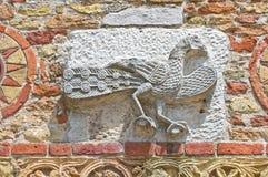 Pomposa Abbey. Codigoro. Emilia-Romagna. Italy. Royalty Free Stock Photo