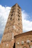 Pomposa Abtei - die Kirche Lizenzfreies Stockfoto