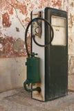 pompy paliwowa stara dostawa Zdjęcie Royalty Free