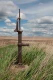 Pompy wodnej dźwigarka zdjęcie stock