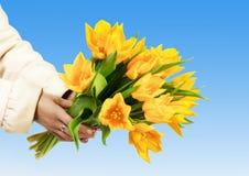 pomysł st valentines prezentu Fotografia Stock