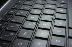 Pomysł. Komputerowa klawiatura. Zdjęcia Stock