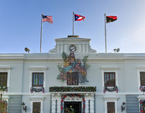 Ponce City Hall - Puerto Rico Stock Photography