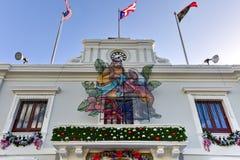 Ponce City Hall - Puerto Rico Royalty Free Stock Photo