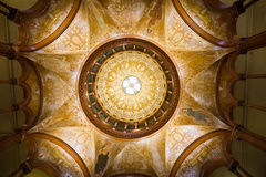 Ponce de Леон Rotunda Стоковая Фотография RF