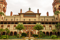 Ponce de León Hotel. Flagler college in St Augustine Florida USA The old Ponce de leon hotel stock images