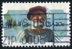 Ponce de Leon fotografering för bildbyråer