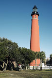Ponce de Leon Inlet Lighthosue Royalty Free Stock Images