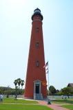 Ponce de Leon Inlet Lighthouse Arkivbild