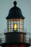 Ponce de Leon Inlet Lighthouse e museo Immagine Stock