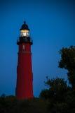 Ponce DE Leon Inlet Lighthouse en Museum Royalty-vrije Stock Afbeelding