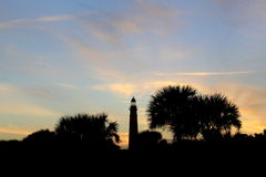 Ponce de Leon Inlet Lighthouse4 Stock Photos