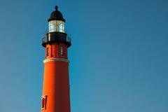 Ponce de Leon Inlet Lighthouse och museum Royaltyfria Foton