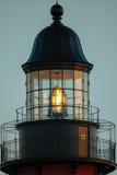 Ponce de Leon Inlet Lighthouse och museum Fotografering för Bildbyråer