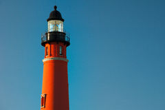 Ponce De Leon Inlet Lighthouse und Museum Lizenzfreie Stockfotos
