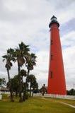 Ponce Eingangs-Leuchtturm Lizenzfreies Stockbild