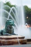 Ponce fontanny Zdjęcia Royalty Free