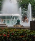 Ponce fontanny Zdjęcia Stock