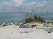 Ponce Inlet Royalty Free Stock Photography