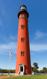 Ponce Inlet Light Stock Images