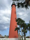 Ponce Inlet Lighthouse Stock Photography