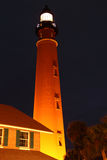 Ponce Inlet Lighthouse stock images