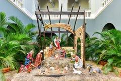 Poncestadhuis - Puerto Rico royalty-vrije stock foto