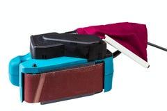 Ponceuse de ceinture Image stock