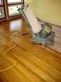 Ponceuse de plancher Image libre de droits